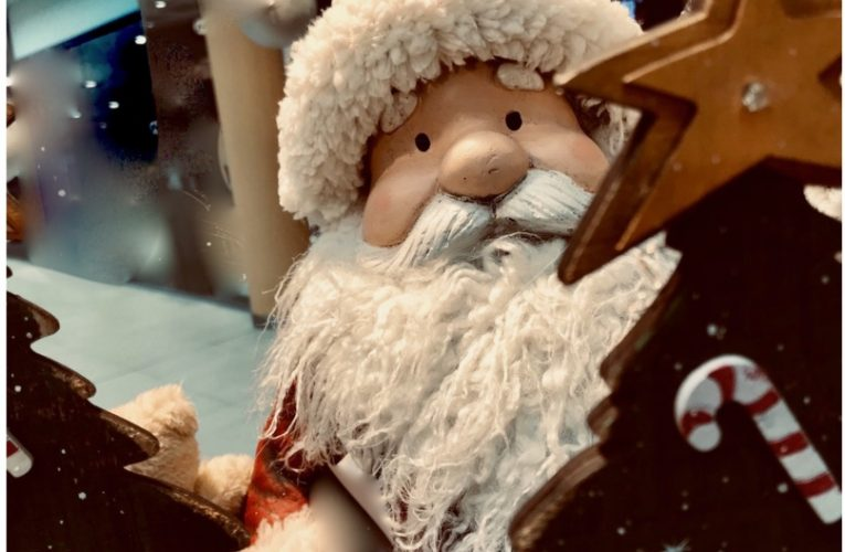 Der Weihnachtsmann gehört nicht Coca Cola! Er ist unser aller